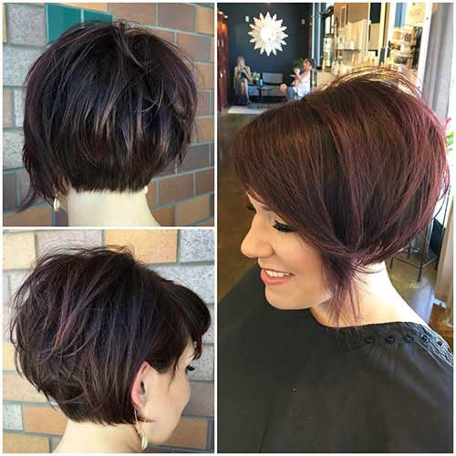 Bob Hair Styles For Older Women