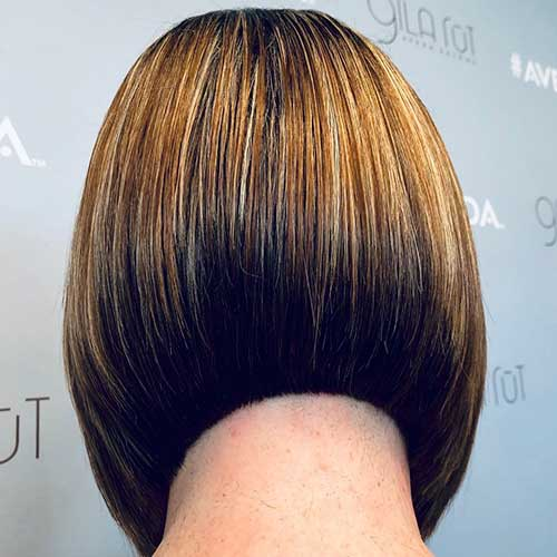 Short Bobs For Older Women