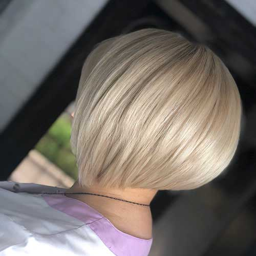 Bob Cuts For Older Women