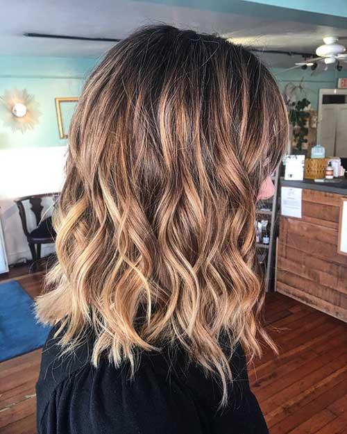 Medium Short Hair Cuts For Women