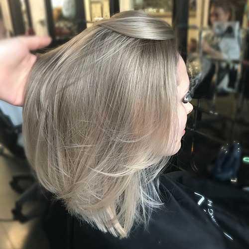 Short To Medium Haircuts For Fine Hair