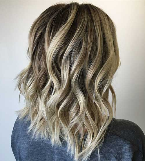 Short To Medium Layered Hairstyles
