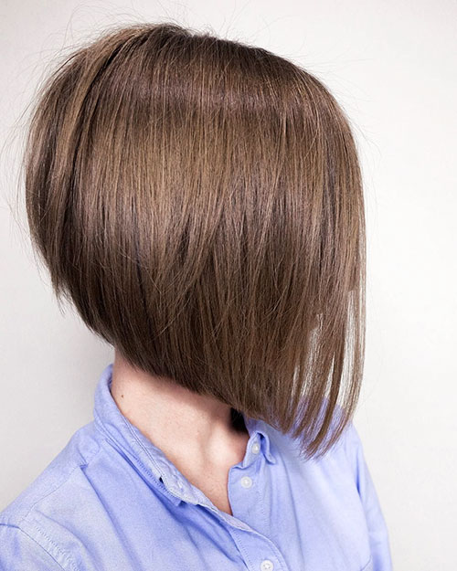 New Short Hairstyles For Women