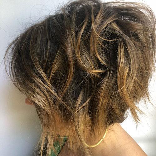 Hair Cut For Women Short