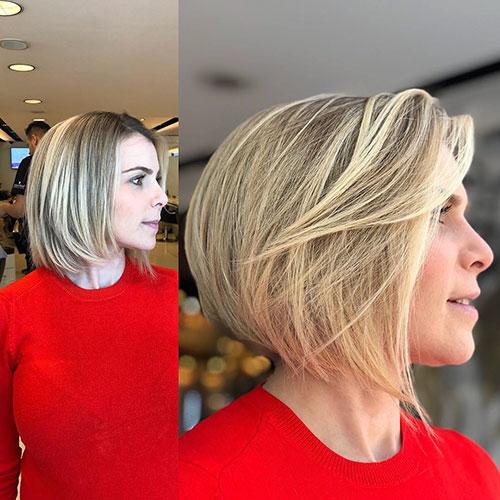 Short Sexy Hairstyles Women