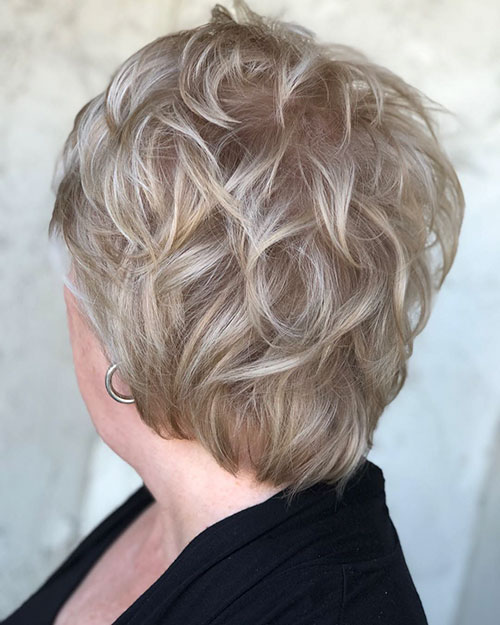 Images Of Trendy Short Hairstyles