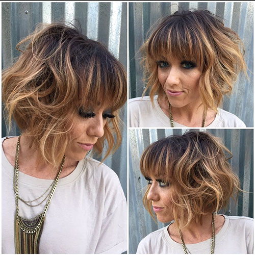 Short Hair Ombre Ideas