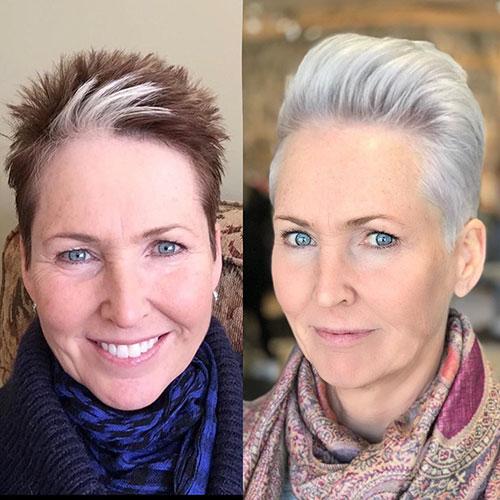 Short Hair Designs For Women