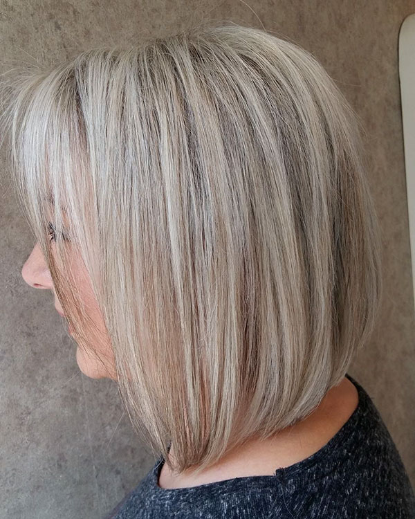 Pictures Of Short Hairstyles For Thin Hair