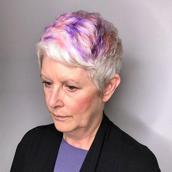 Short Cut For Older Women