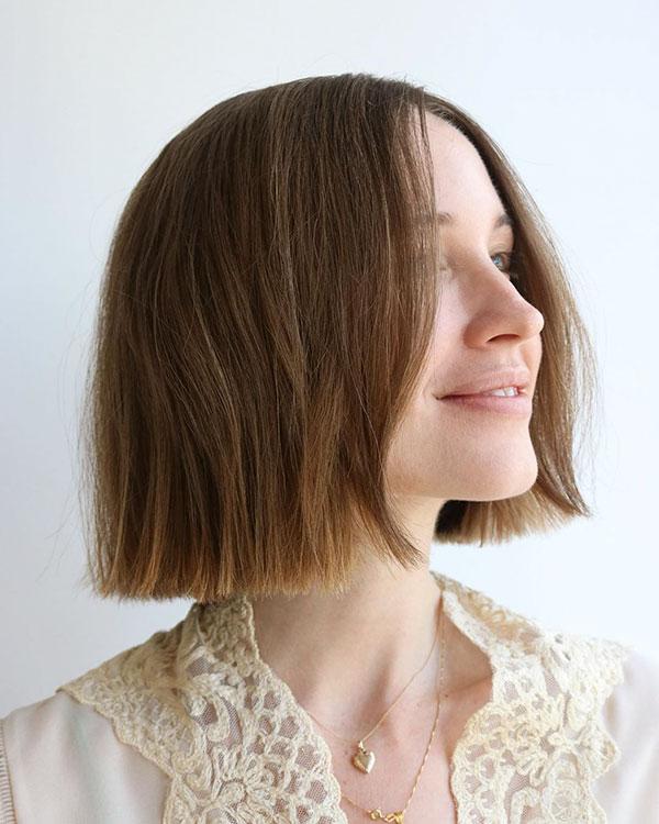 Short Haircut Ideas For Thin Hair