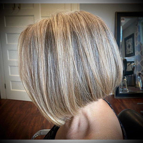 Short Haircuts For Ladies 2020