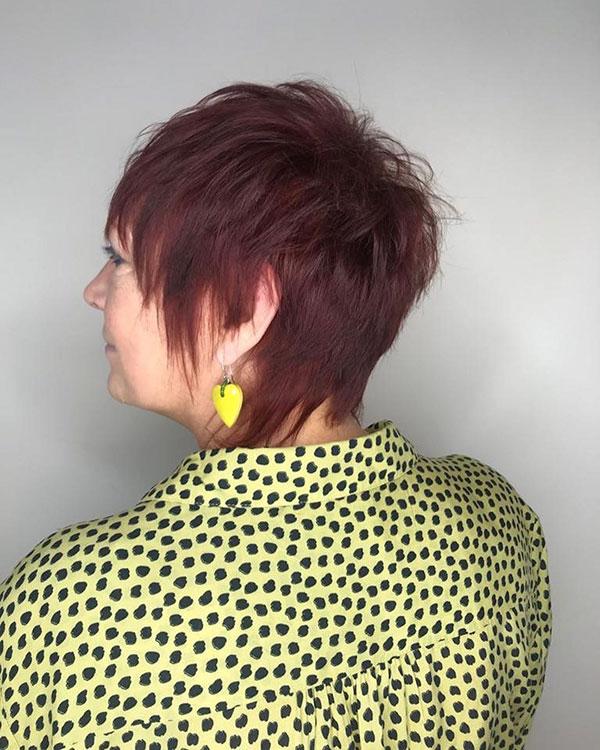 Short Razor Haircut Ideas