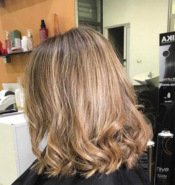 Latest Hair Color For Short Hair