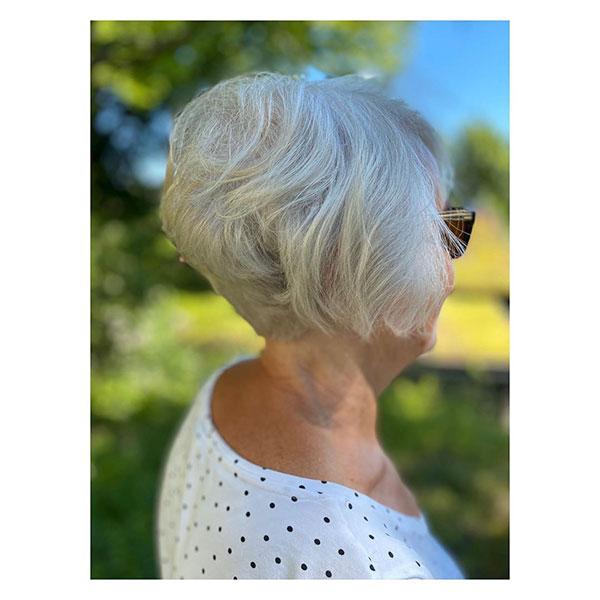 Short Hair Designs For Ladies