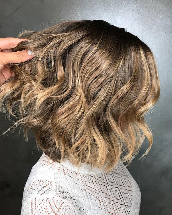 Super Short Hair Color Ideas
