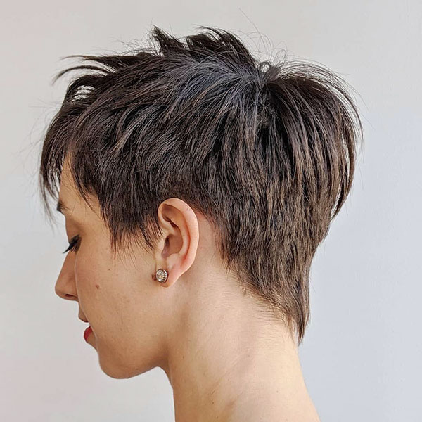Short Razor Hairstyles