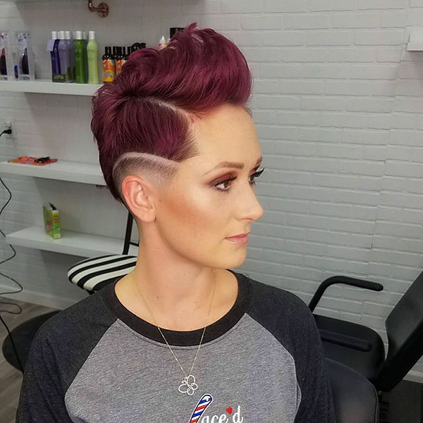 Cool Short Hairstyles For Ladies