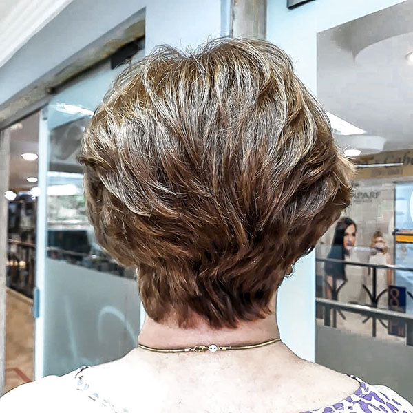 Images Of Ladies Short Hairstyles