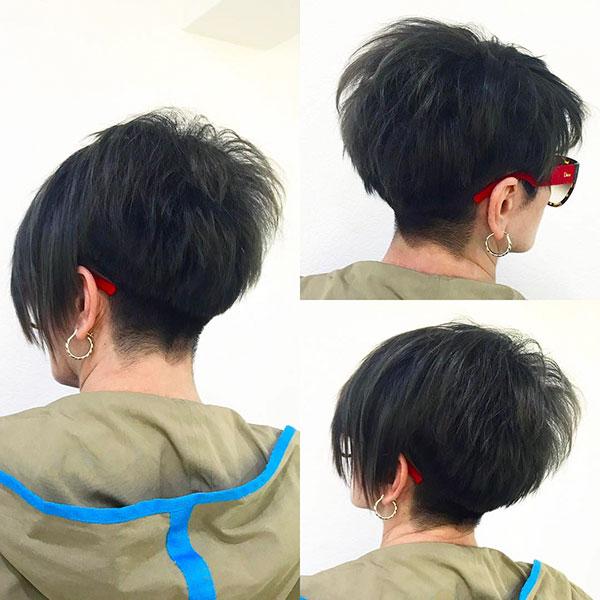 Razor Haircuts For Short Hair