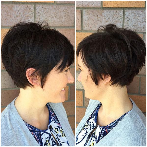 Short Razor Cut Styles