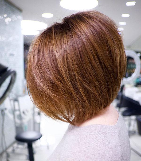 Short Light Brown Hair