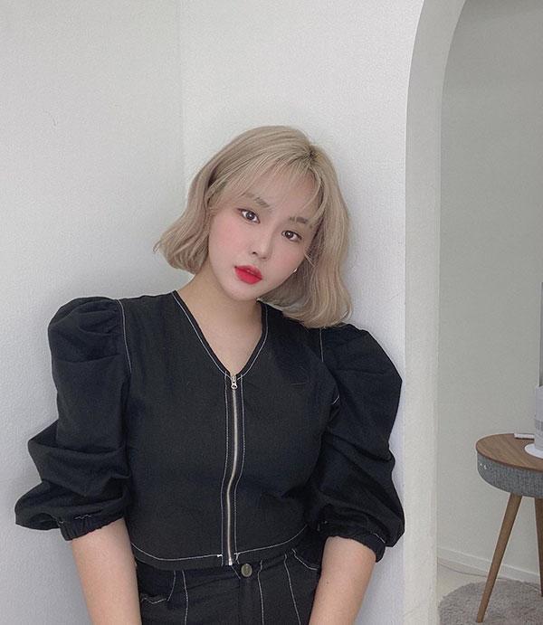Korean Short Hair Ideas