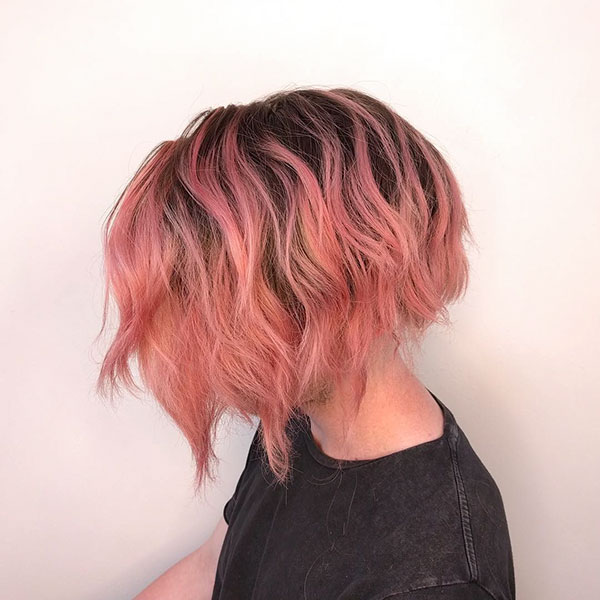 Pictures Of Short Rose Hair