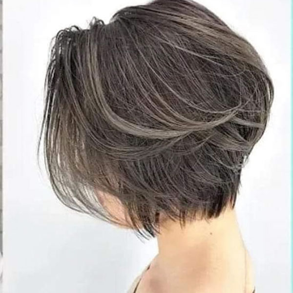 Korean Short Hairstyles Women