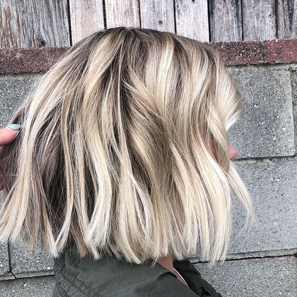 Blonde Hair Color Ideas For Short Hair