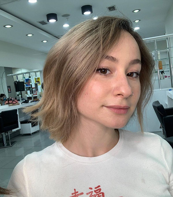 Short Blonde Styles