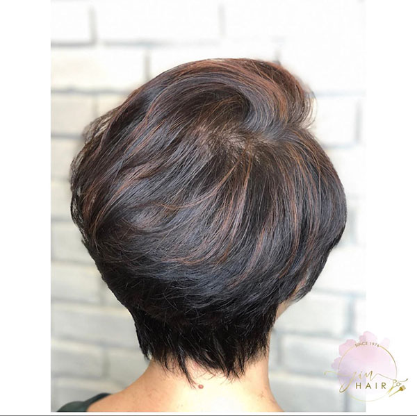 Short Hair Ideas For Ladies