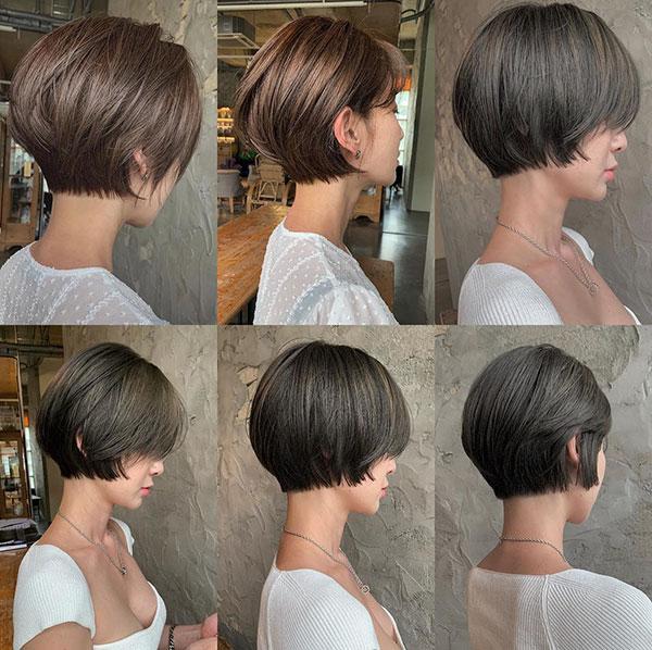 Korean Short Hairstyles 2020