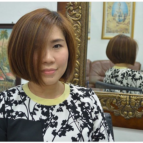Short Light Brown Hair Color