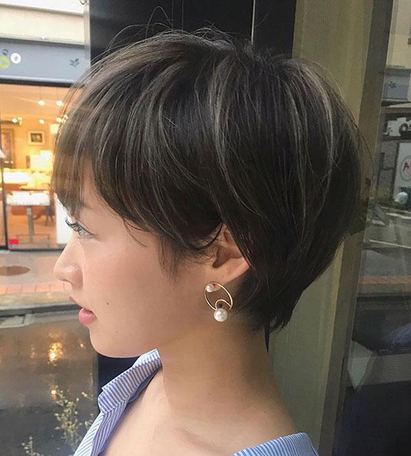 Korean Hairstyle For Short Hair