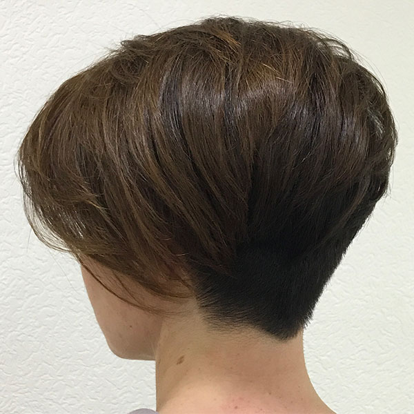 Short Light Brown Hairstyles