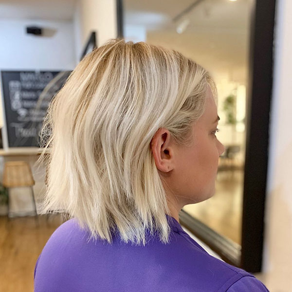 Short Hair Styles For Ladies