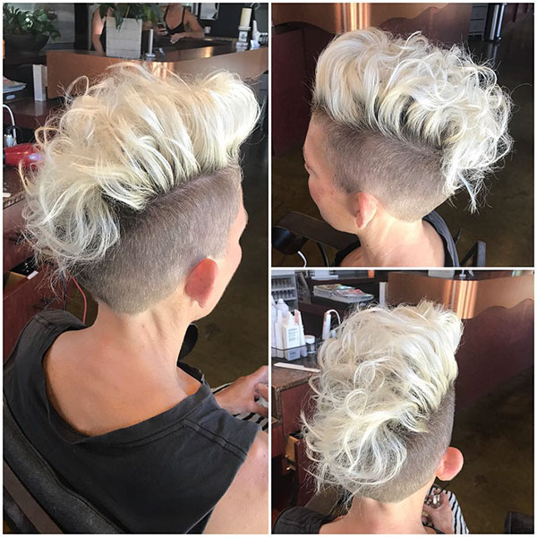 Latest Short Hairstyles For Thin Hair