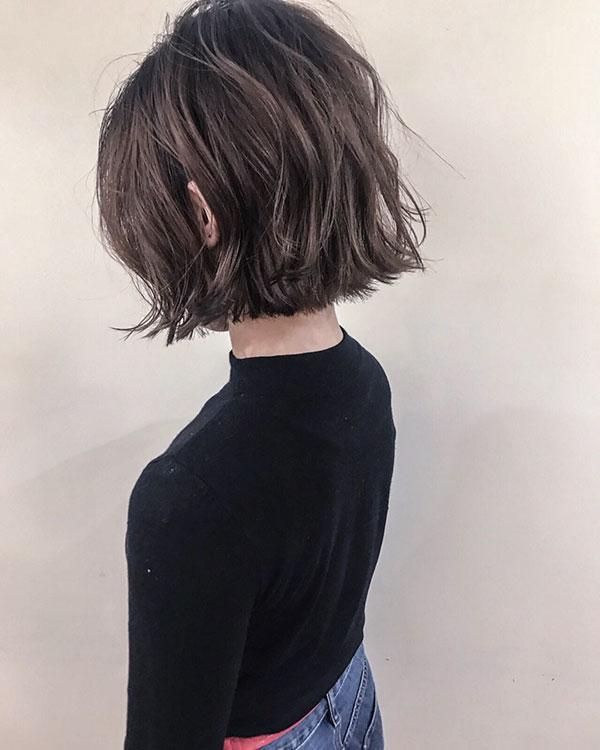 Short Hair For Korean