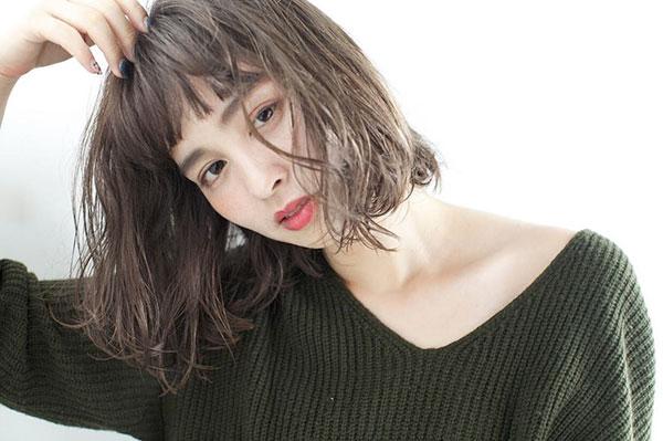 Korean Short Haircuts