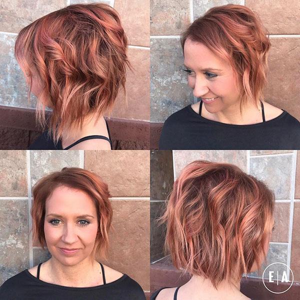 Short Haircuts For Rose Hair