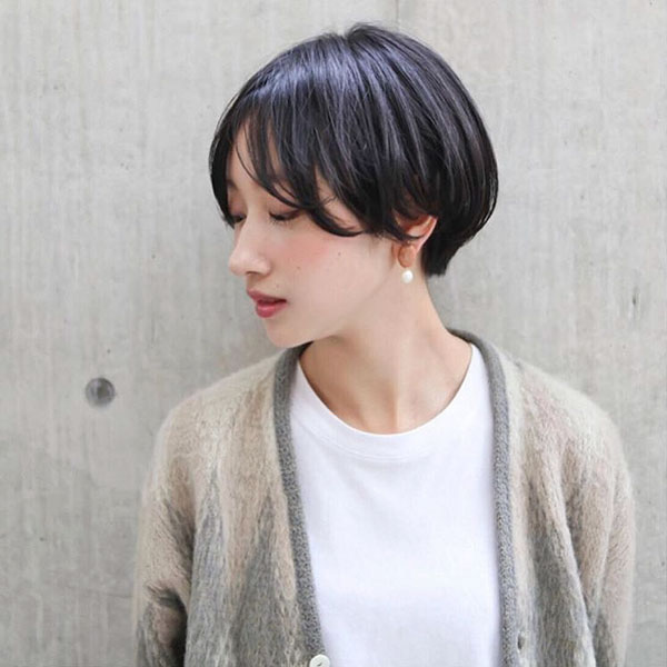 Korean Hairstyle Short Hair